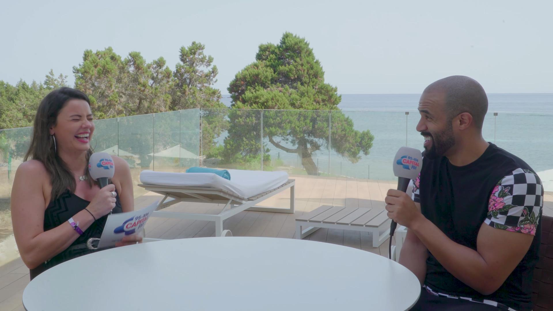 Craig David Sarah Story Ibiza
