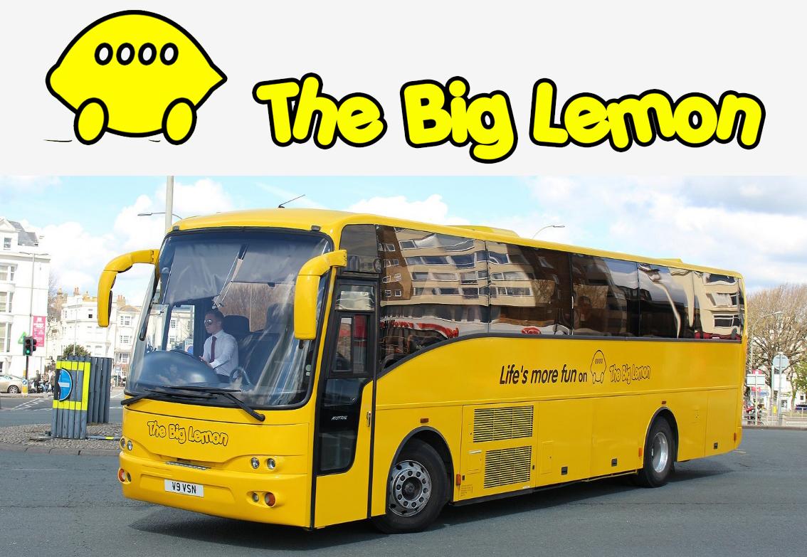 The Big Lemon Coaches