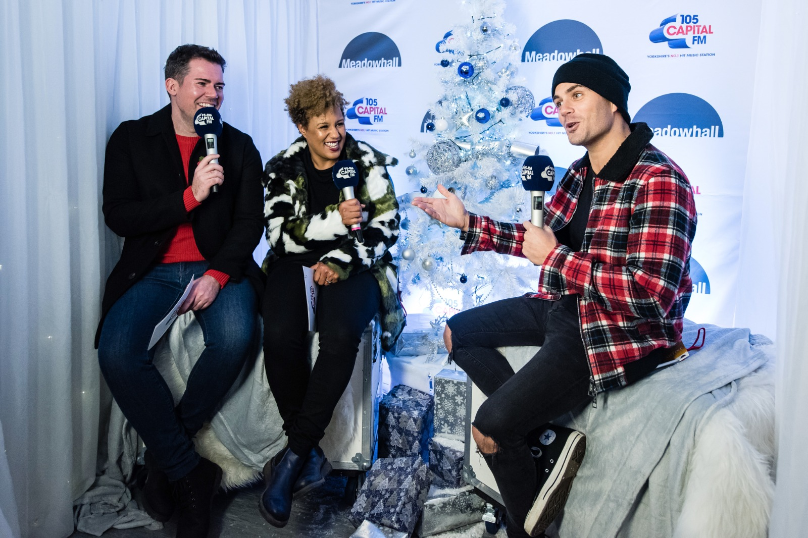 Max George MHXmasLive