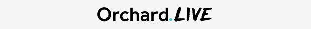 orchard live logo