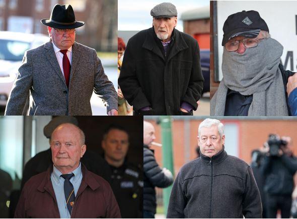 Men convicted of Medomsley attacks