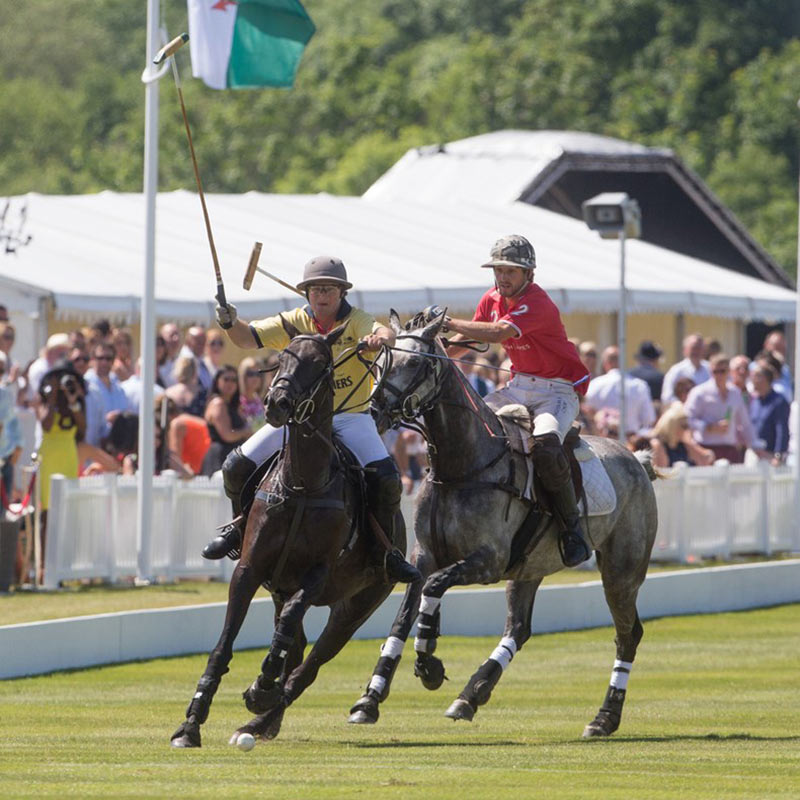 Celtic Manor - Polo at the Manor