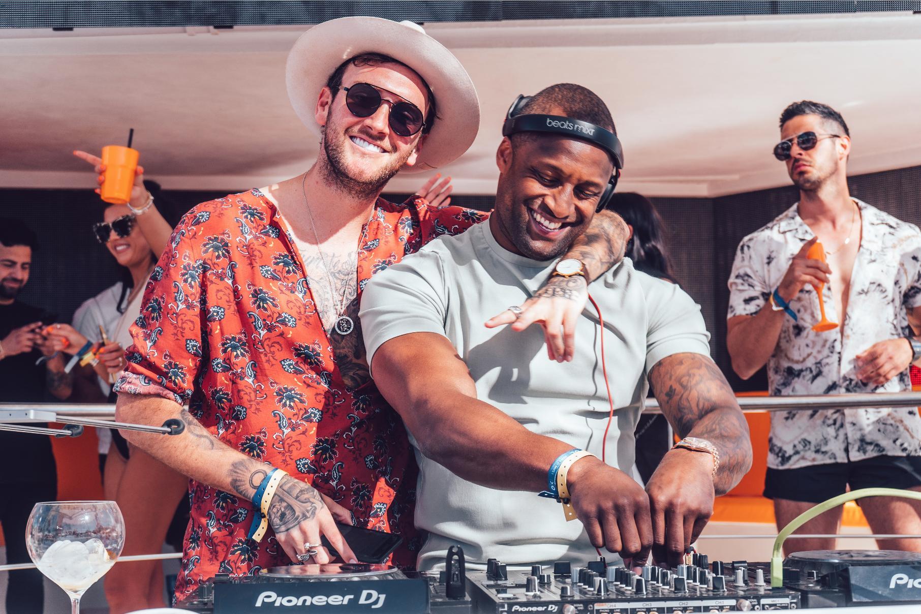 Playa Day Club DJs