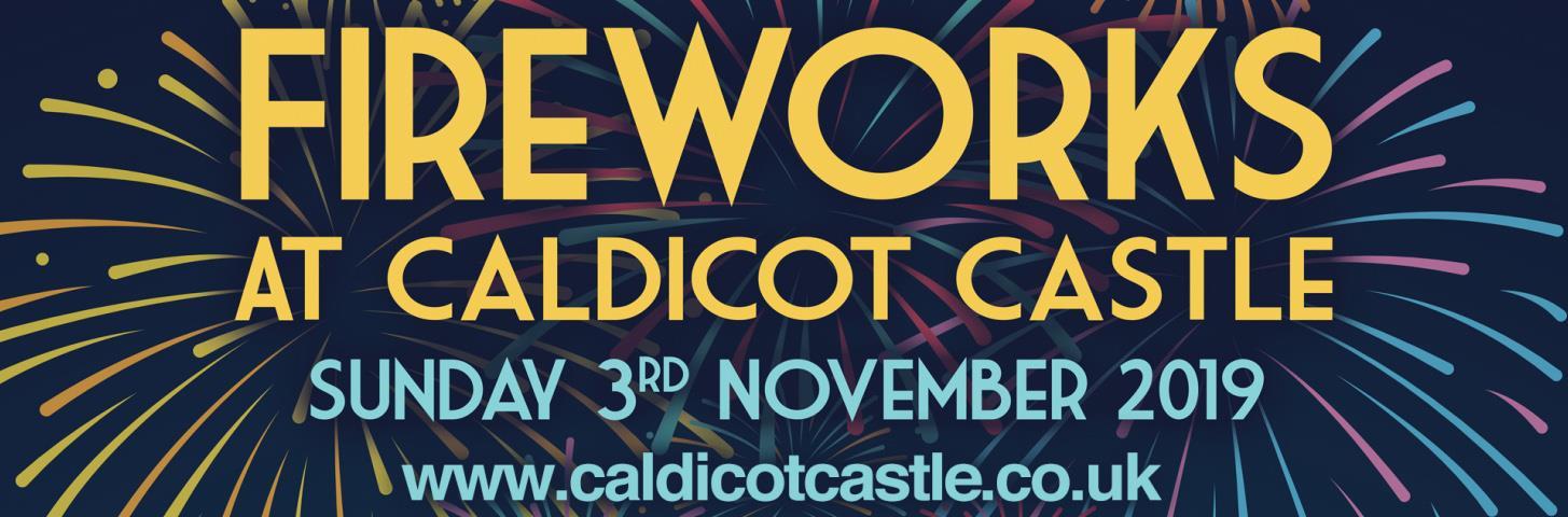 Caldicot Castle Fireworks