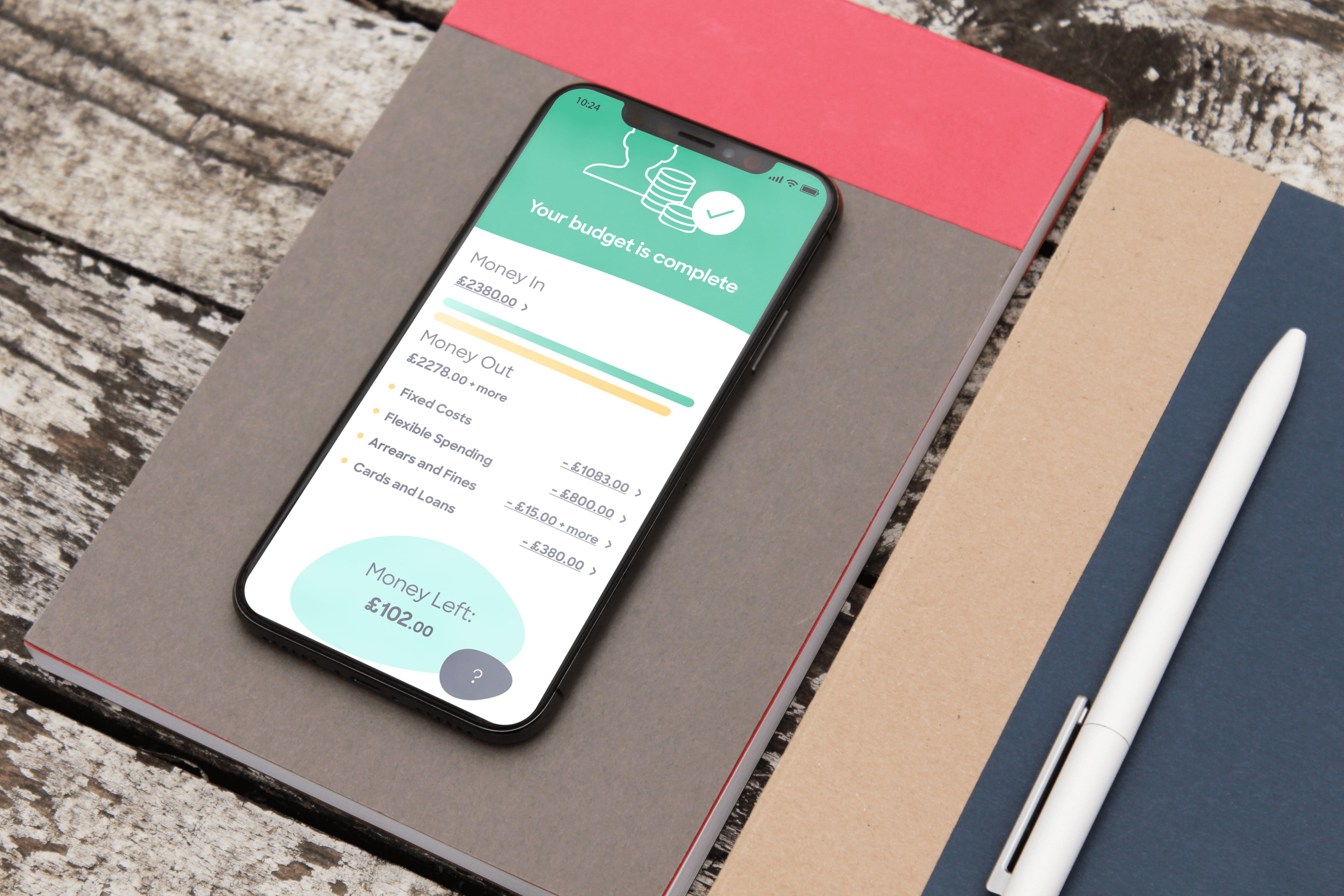 Open up 2020 app