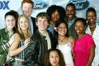 Image 1: Jennifer Hudson on American Idol