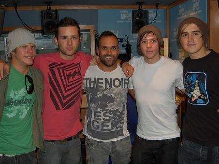 McFly with Lucio