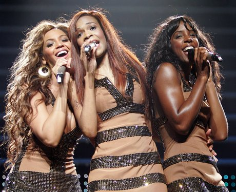Destiny's Child on stage