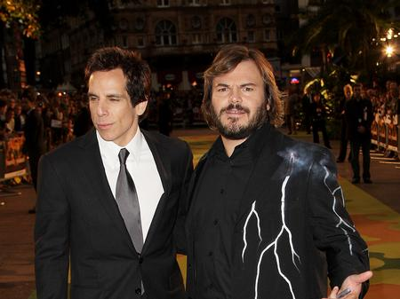 tropic thunder premiere