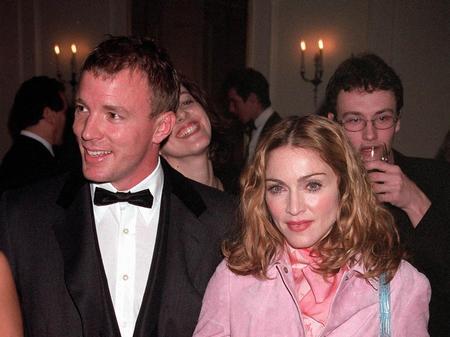 Madonna & Guy