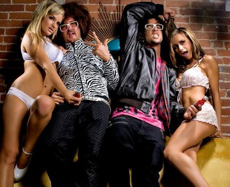 10. LMFAO - Party Rock Anthem