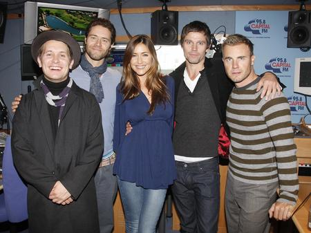 Take That with Lisa