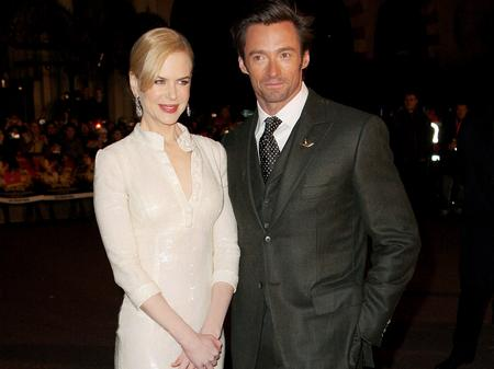 nicole kidman and hugh jackman