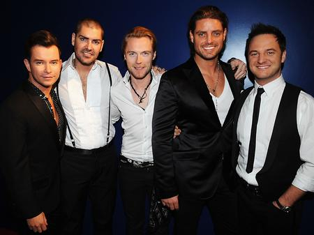 boyzone, Jingle bell ball