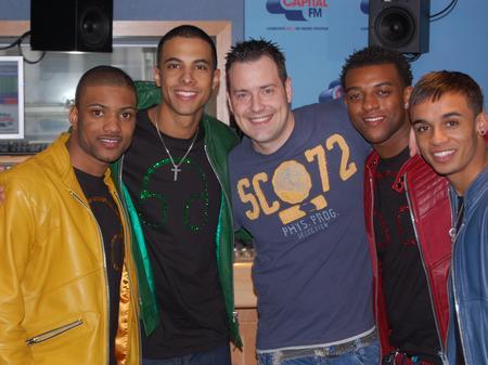 JLS with Chris Brooks