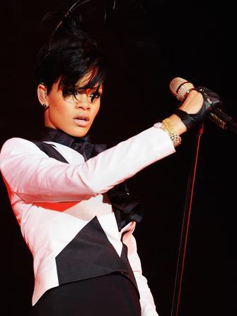 Rihanna, jingle bell ball