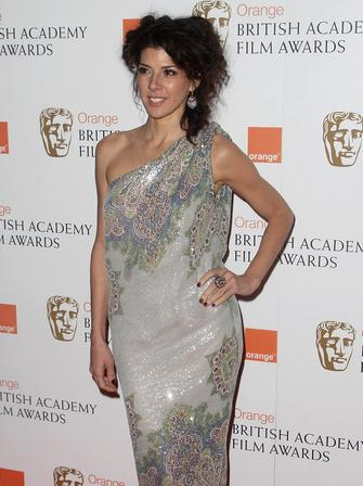 Marisa Tomei at the BAFTAs 2009