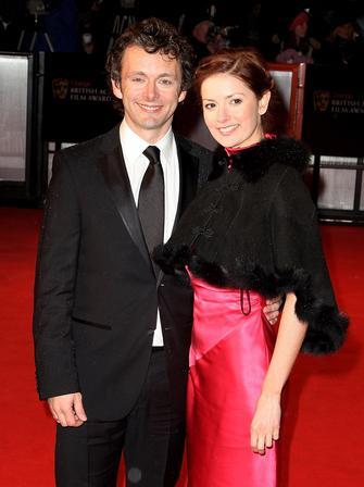 Michael Sheen at the BAFTAs 2009