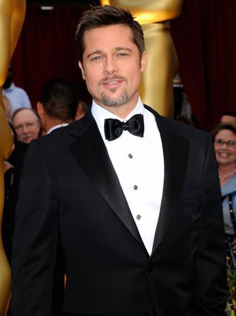 Brad Pitt at The Oscars 2009