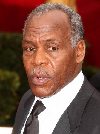 Danny Glover at The Oscars 2009.