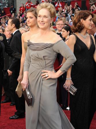 Meryl Streep at The Oscars 2009