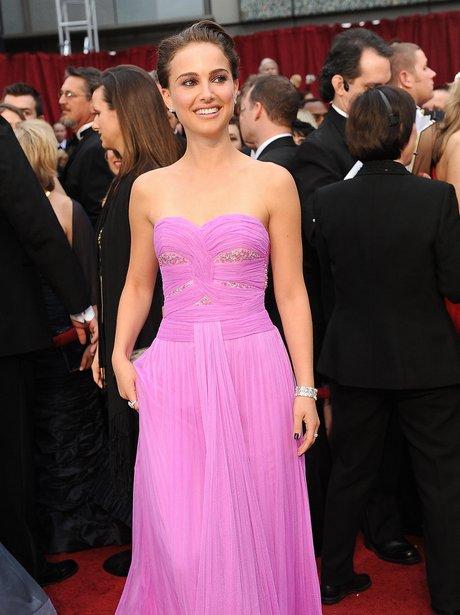 Natalie Portman at The Oscars 2009