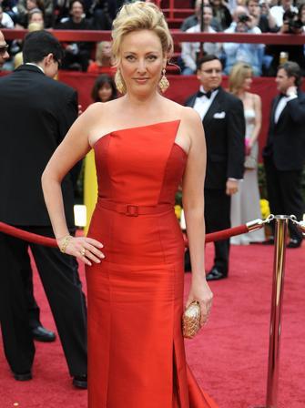 Virginia Madsen at The Oscars 2009