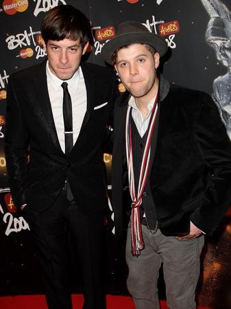 Daniel Merriweather and Mark Ronson