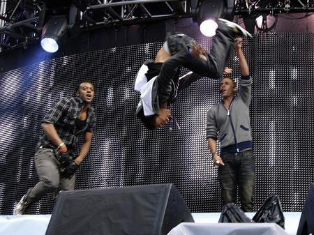 JLS Summertime Ball
