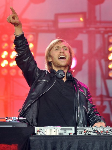 David Guetta - 'Little Bad Girl'