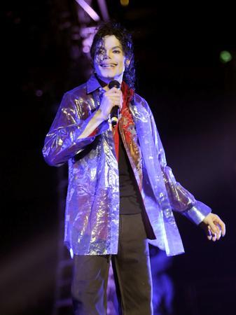 Michael Jackson live show rehearsals