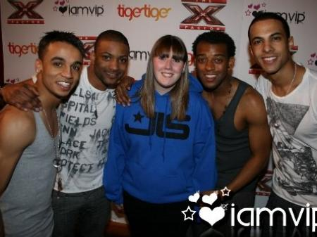 JLS fan photos