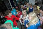 Image 4: JLS fans surround Capital