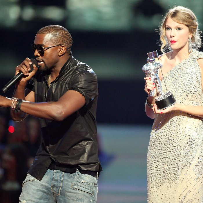 Kanye West, Taylor Swift: Each Accuses the Other  You