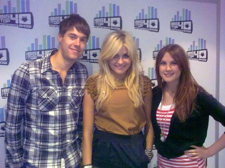 Pixie Lott with Rich + Kat