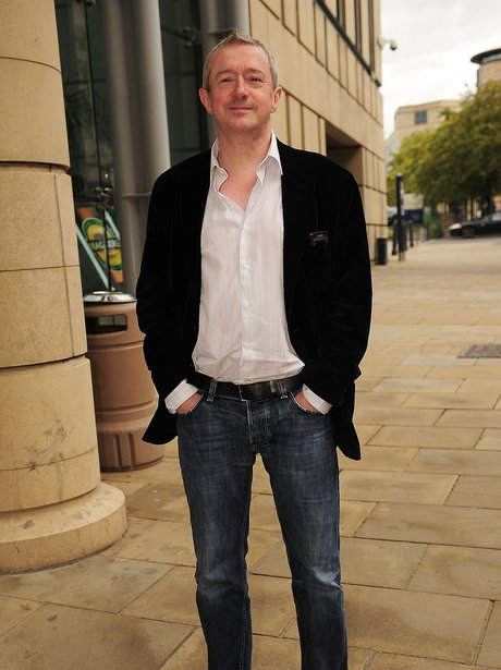 The X Factor UK judge Louis Walsh