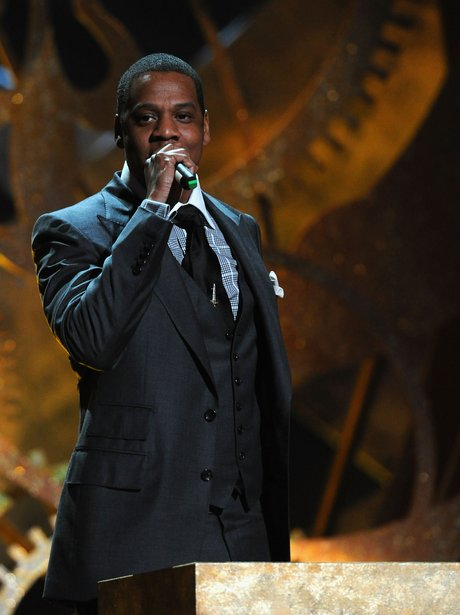 Jay-Z Brit awards 2008
