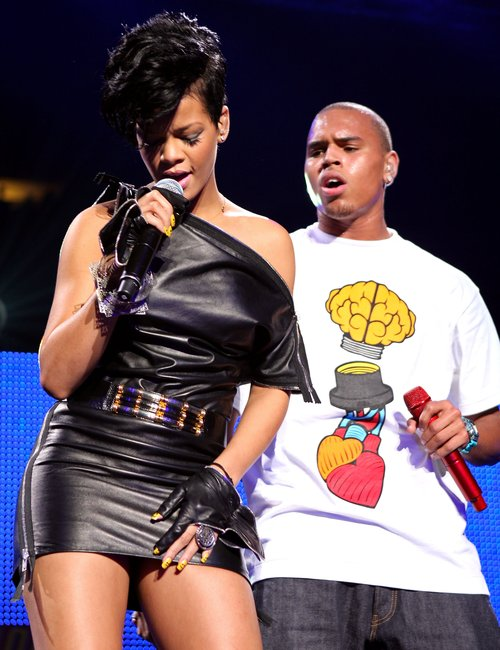 Rihanna And Chris Brown S Split Down To Different Family Plans Capital