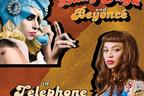 Image 9: Lady Gaga and Beyonce in Telephone - Video Stills