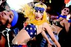 Image 1: Lady Gaga and Beyonce in Telephone - Video Stills