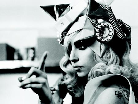 Lady Gaga and Beyonce in Telephone - Video Stills