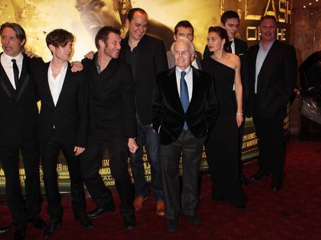Clash of the Titans film premiere