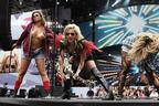 Image 2: Ke$ha on Stage