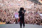 Image 5: Usher and Justin Bieber
