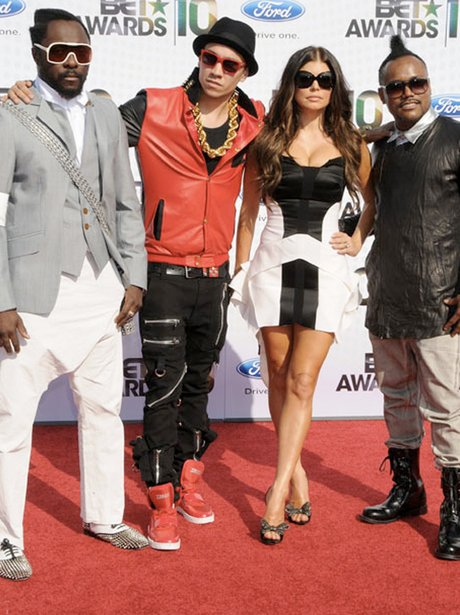 Black Eyed Peas at BET Awards
