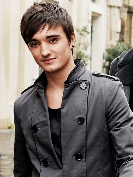 The Wanted's Tom Parker