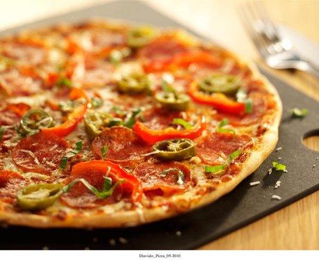 Pizza Hut Diavolo