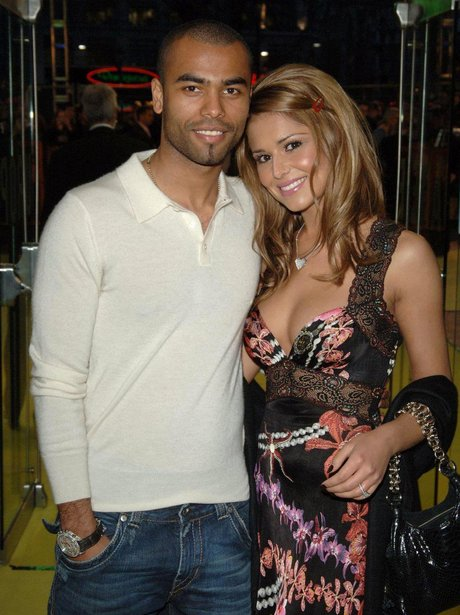 Cheryl Cole with Ashley Cole in 2006.