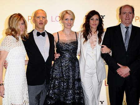 Eat Pray Love premiere