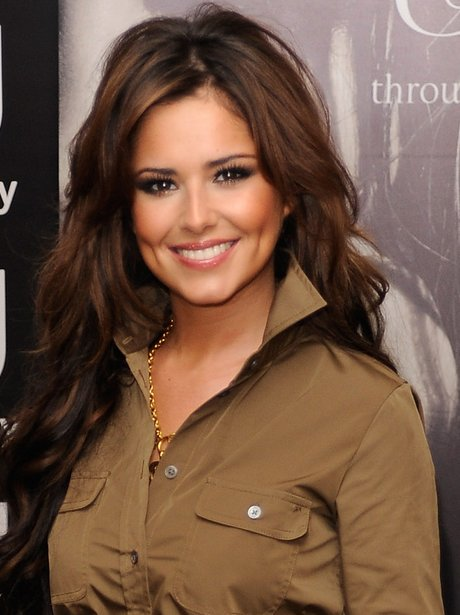 Cheryl Cole signing